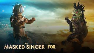 The Clues: Astronaut Vs. Turtle | Season 3 Ep. 11 | THE MASKED SINGER
