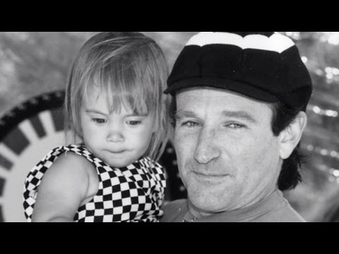 Zelda Posts Emotional Message For Her Father Robin Williams