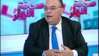 لقاء مع حامد عز الدين المستشار الاعلامي للنادي الأهلي يتحدث عن مستقبل الكره بالنادي