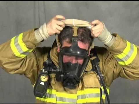 MSA Firehawk SCBA Care and Safe Use