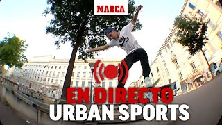 Finales de la primera edición de Madrid Urban Sports virtual, en DIRECTO