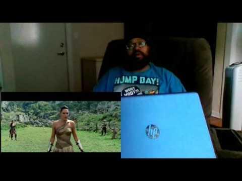 "WONDER WOMAN ""Lasso of Truth"" Movie Clip (2017) Gal Gadot Superhero Movie HD- REACTION!!!"