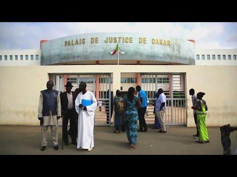 Hissène Habré, ex-président tchadien jugé à Dakar