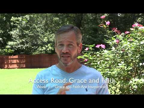 Renew Plus - (Access Road: Grace and Faith) - Week 1 Day 2