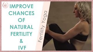 Improve Chances of Natural Fertility & Assisted Fertility with QiYoga