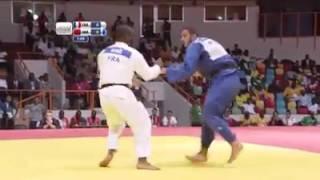 Djalo (FRA) - Moutii (MAR) - Jeux de la Francophonie 2017