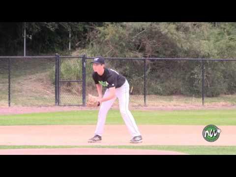 Tanner Vaughn - PEC - 3B - W.F. West HS (WA) - June 28, 2017
