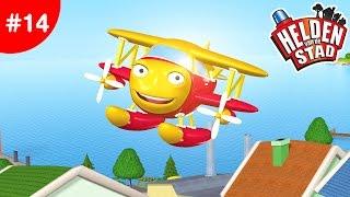 Helden van de stad - Waar is Wanda Watervliegtuig