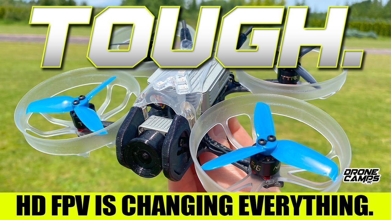 Tougher Than A Dji Mavic Air 2 Dji Transtec Beetle Hd Hom Cinewhoop Flights Review Youtube