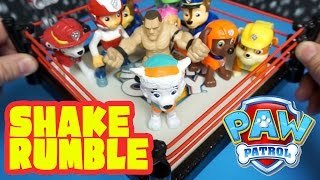 Paw Patrol Toys - Battle Royal ft. Everest Chase & Sky - Paw Patrol Full Episodes by KidCity