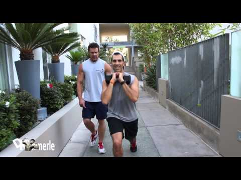 Leg Training Techniques W/ New Heart Rate Monitor