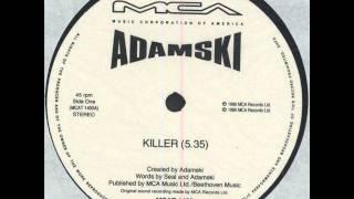 Adamski - Killer (HQ)