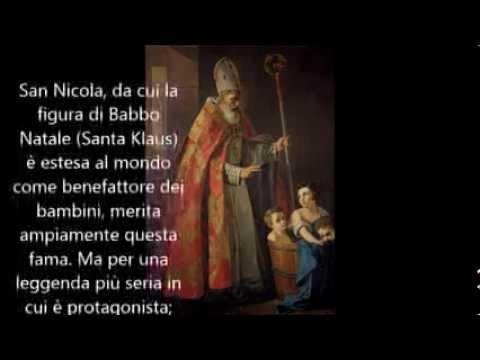 La vera storia di santa Klaus (San Nicola)