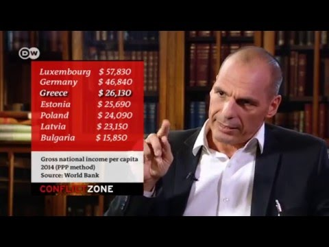 Did Varoufakis wreck the Euro? | Conflict Zone