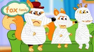 Fox Family Сartoon movie for kids new funny compilation #344