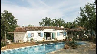 Vakantiehuis met privé zwembad bij Saint Paul en Forêt, Provence. Villa met zwembad in de Var.