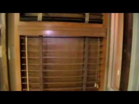 Persianas de madera 2 1 2 tipo shutter 70 mas econ micas for Persianas madera