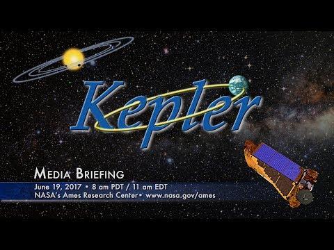 Kepler Survey Catalog - Media Briefing