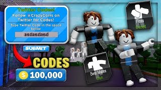 *New* Roblox GIANT Dance Off Simulator 100k CODE! (More Fortnite Emotes xD)