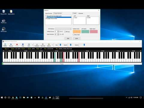 How to Play Midi File Through Multiplayer Piano