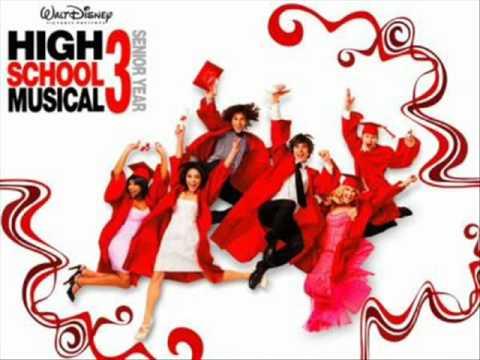 posters oficiales de high school musical 1,2,3y4