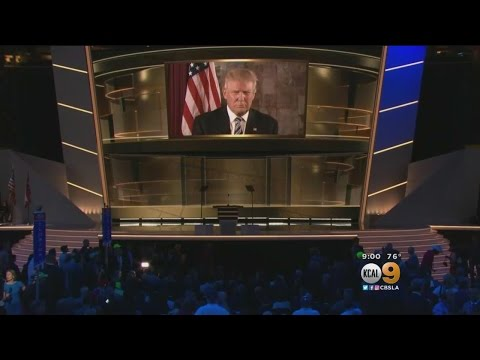 Donald Trump Now Officially GOP Presidential Nominee
