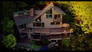 Real Estate Drone - Mercer Island, Washington