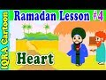 Fasting with Heart  : Ramadan Lesson Islamic Cartoon for Kids Ep #4