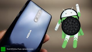 Nokia 8 Android Oreo 8.0.0 Beta Update Review, Speed Test (7.1.1 vs 8.0.0) & Benchmarks