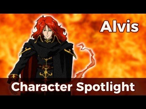 Fire Emblem Character Spotlight; Alvis