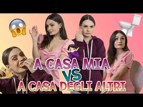 🏡😌A CASA MIA vs A CASA DEGLI ALTRI😱🏡 | MARYNA