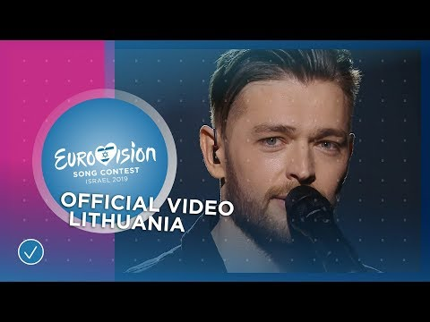 Jurijus - Run With The Lions - Lithuania 🇱🇹 - National Final Performance - Eurovision 2019