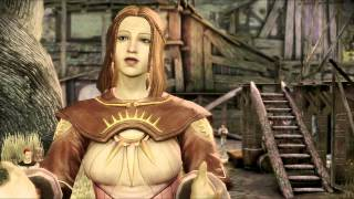Dragon Age Origins: City Elf Video