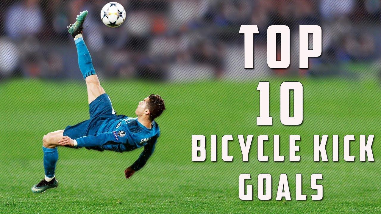 Ronaldinho Bicycle Kick Top 10 Bicycle Kick Go...