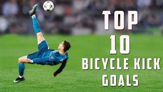 Video Top 10 Bicycle Kick Goals Of All Time With Commentary HD download MP3, 3GP, MP4, WEBM, AVI, FLV Agustus 2018
