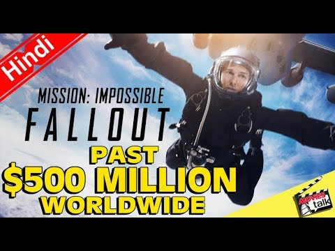 MISSION IMPOSSIBLE FALLOUT Past $500 Million Worldwide As China Release Date Nears thumbnail