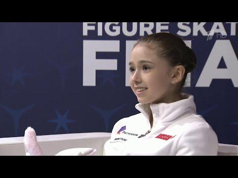 Российская фигуристка Камила Валиева завоевала золотую медаль в финале Гран-при среди юниоров.