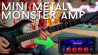 Heavy heavy heavy Tones from a tiny thing! H&K Spirit of Metal