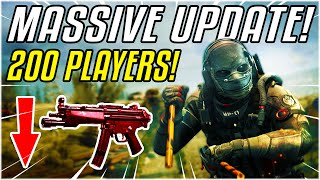 BEST WARZONE UPDATE YET - Gulag Updates, New Sniper, Grau/MP5 Nerf, Sniper Buff And SO MUCH MORE!