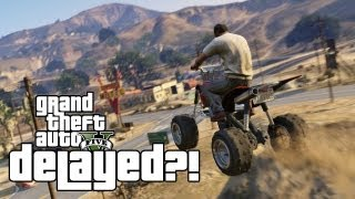GTA V: Delayed to September?! (GTA IV with Redcoat #1)