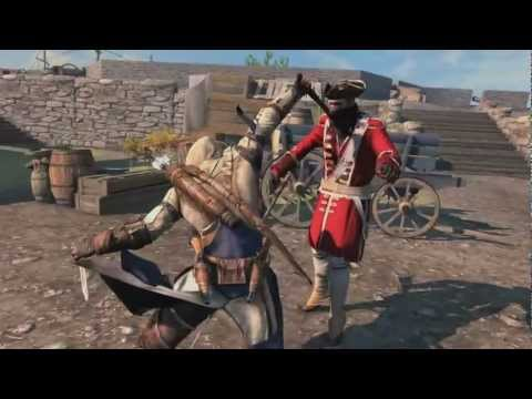 «Assassin's Creed 3» - Behind the Scenes: Episode Eins