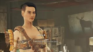 Fallout 4 - Sarcastic Jerk Female SS