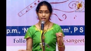 Raga Vaibhavam - Mohana - Rara Rajiva Lochana (Krithi) - Adi - Mysore Vasudevacharya