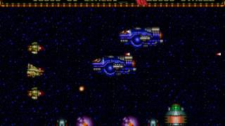 Zero Wing Gameplay Sega Genesis Mega Drive Online HD LongPlay