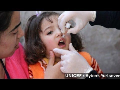 CIA To End Covert Vaccine Programs After Polio Backlash