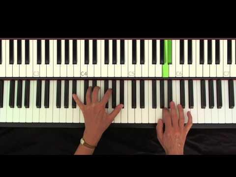 Chord Left, Agnes Obel, version 1