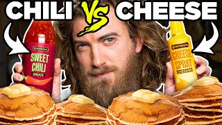 Is Anything Better Than Syrup on Pancakes? (Taste Test)