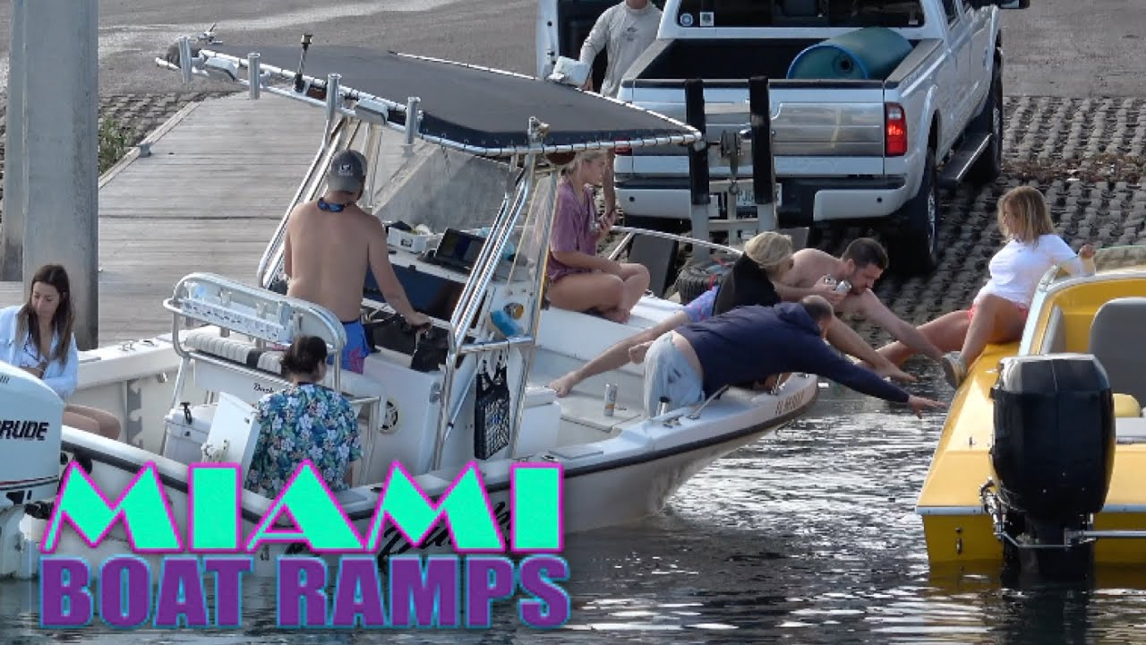 Captain Needs Help Docking!!! | Miami Boat Ramps | Boynton Beach - download from YouTube for free