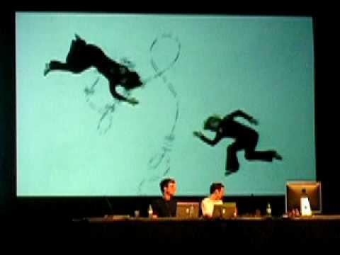 James Paterson | Amit Pitaru @ OFFF festival 2009