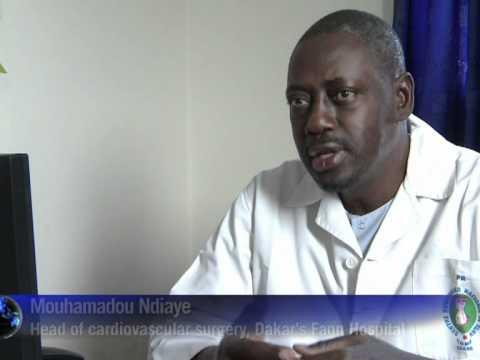 Senegal, west Africa's new heart surgery hub?